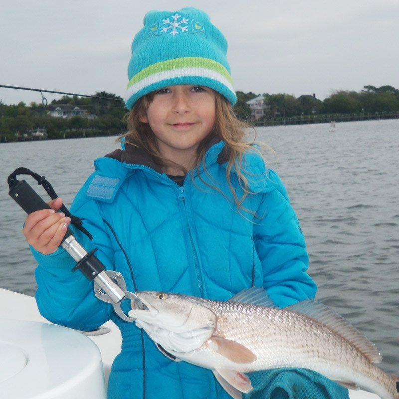 Evelyn Kroeger's nice redfish