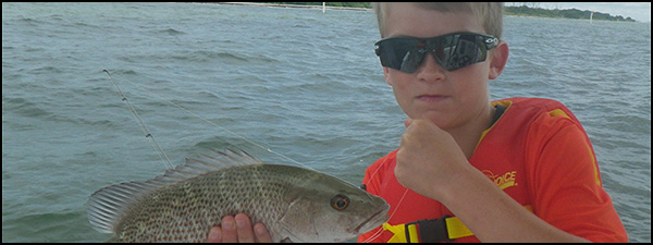 Anna Maria Island Fishing Report: Captain Aaron Lowman-09-14-2013