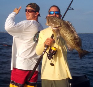 anna maria island gag grouper fishing