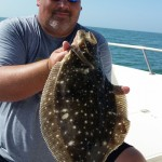 big anna maria island flounder
