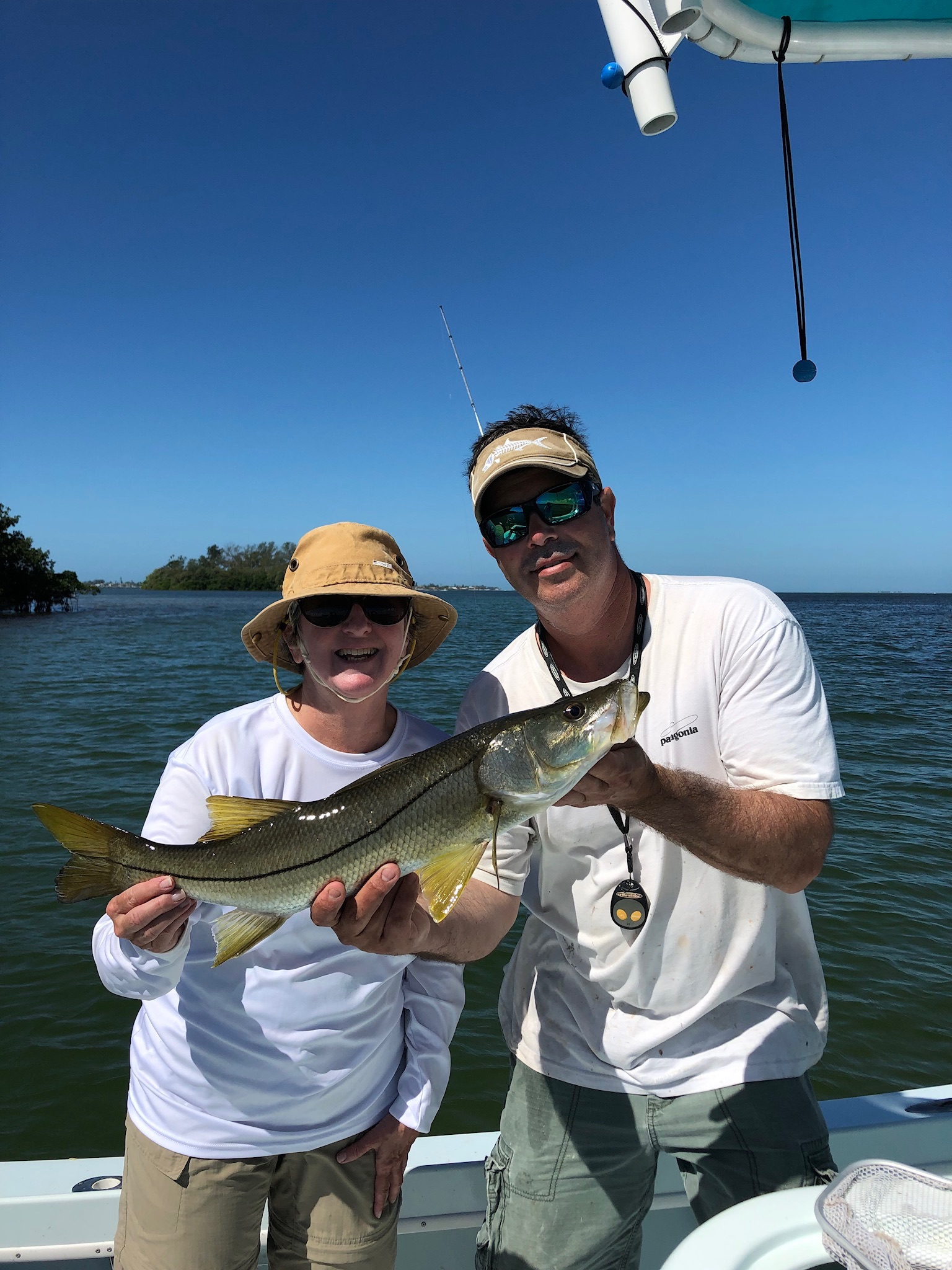 Snook bite is on fire!