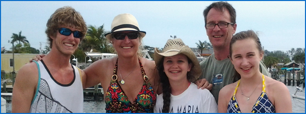 Captain Kasay Gunter – Coastline Dolphin and Snorkeling Excursions – April-08-2013