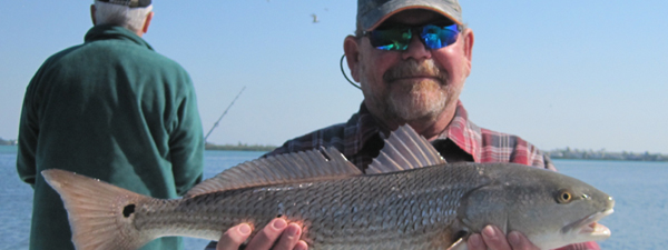 Captain Rick Gross – Fishing Report – 04-01-2013