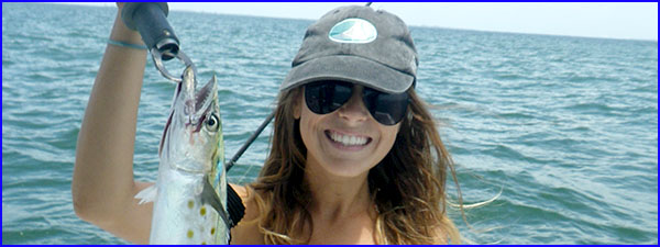Anna Maria Island Fishing Report: Captain Aaron Lowman-Spanish Mackerel-08-05-2013