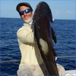 Everyone wants a cobia!