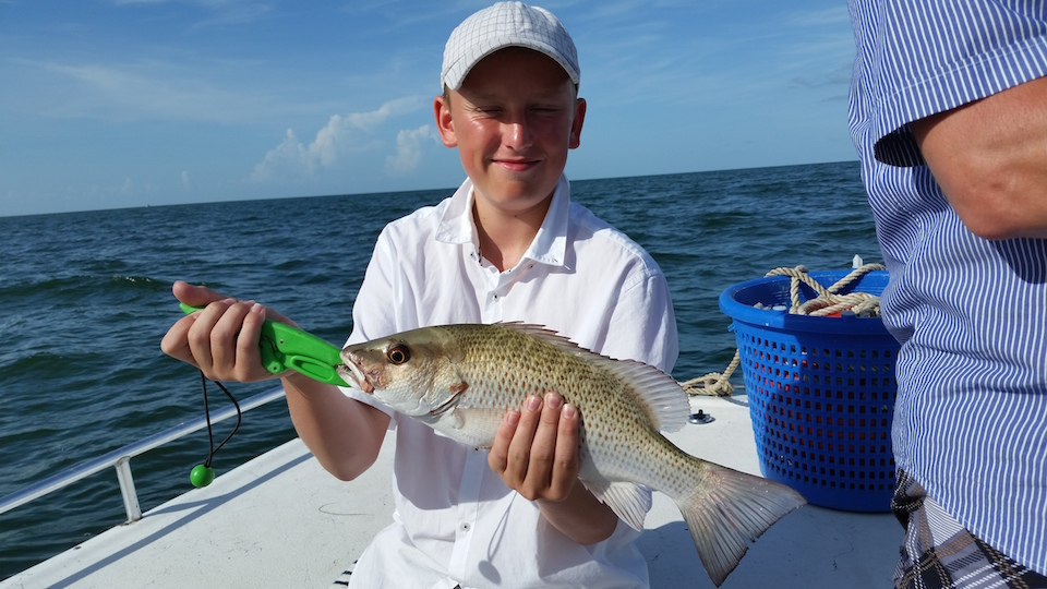 Anna Maria Island Fishing Report: Captain Aaron Lowman – July 24, 2015