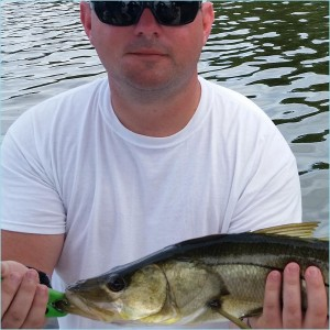 Backwater snook