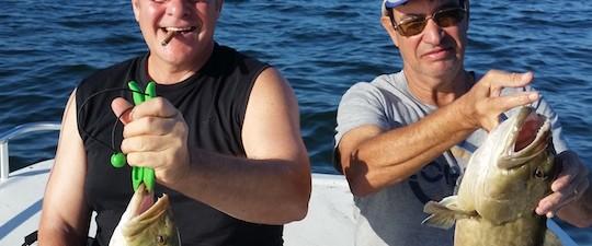 Anna Maria Island Fishing Report: Captain Aaron Lowman – November 10, 2015