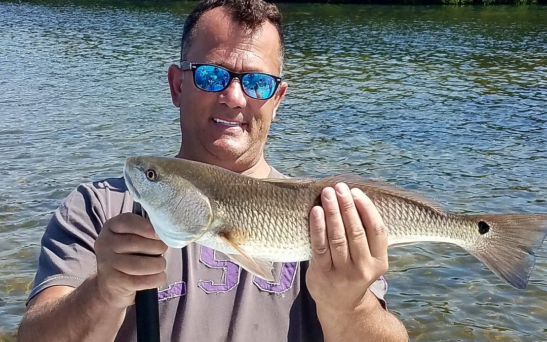 Spring FIshing Report: Captain Phil Dyer – March 23, 2019
