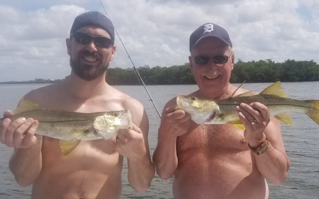 Sheepshead and Snook: Captain Wes Wildman – March 11, 2019