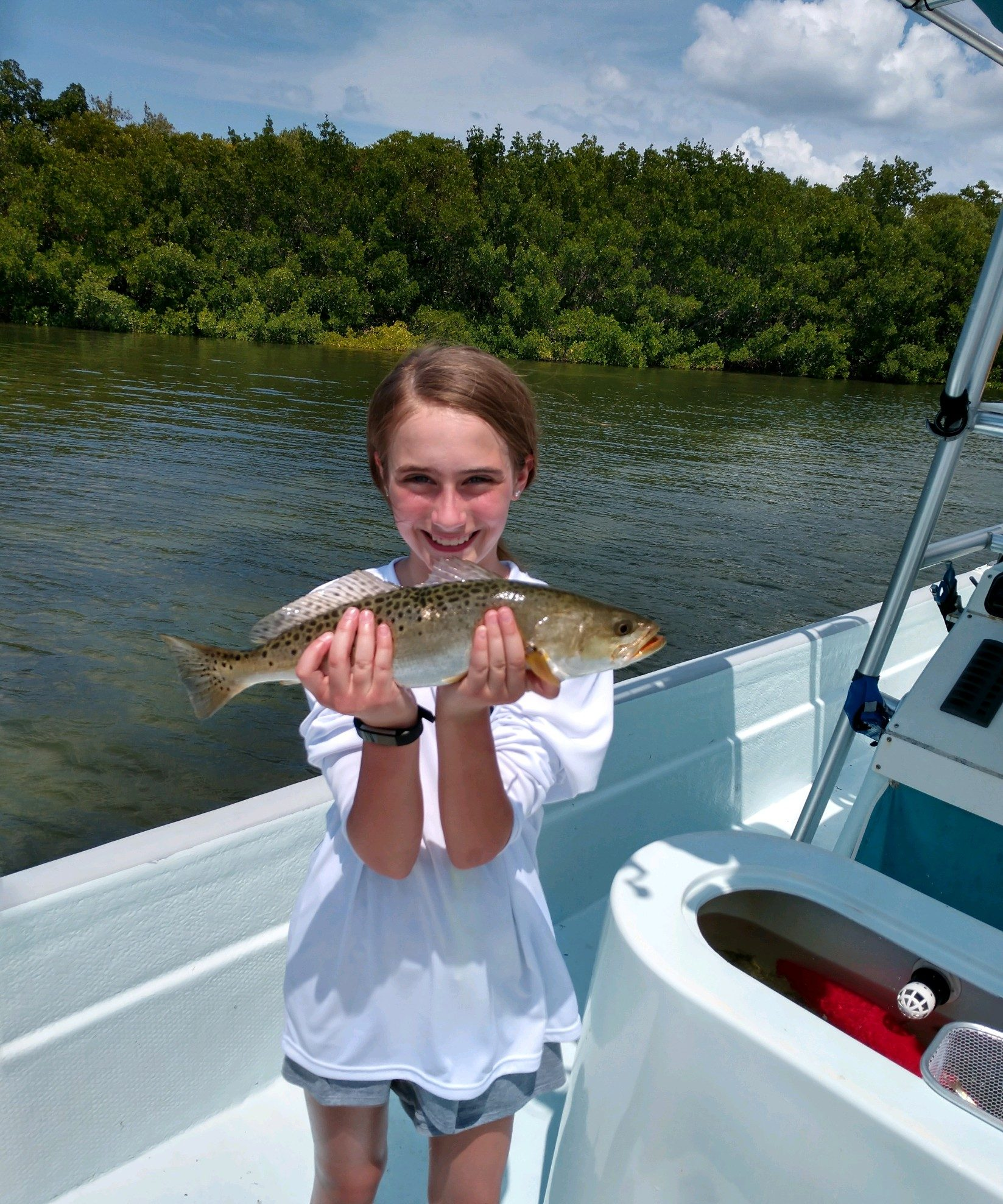 Spring Snook and Mackerel: Capt. Wes Wildman