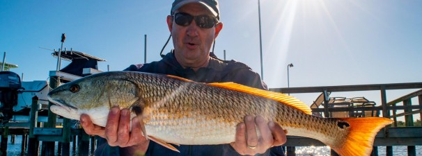 Late Spring Inshore Fishing: Capt. Wes Wildman